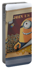 Become A Minion Portable Battery Charger