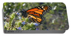 Bee And Monarch  Portable Battery Charger