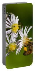 Bee Harvest Portable Battery Charger