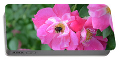 Bee Rosy Portable Battery Charger
