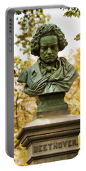 Beethoven In Central Park Portable Battery Charger