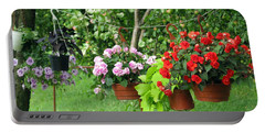 Begonias On Line Portable Battery Charger