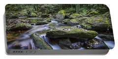 Portable Battery Charger featuring the photograph Belelle River Neda Galicia Spain by Pablo Avanzini
