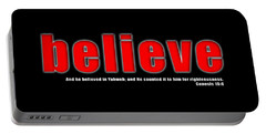Believe Portable Battery Charger