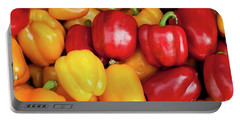 Bell Peppers Portable Battery Charger