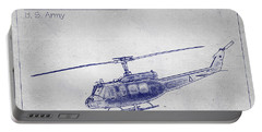 Bell Uh-1h Huey Helicopter  Portable Battery Charger