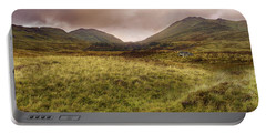 Ben Lawers - Scotland - Mountain - Landscape Portable Battery Charger by Jason Politte