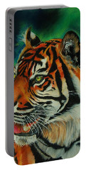 Bengal Portable Battery Charger by Jean Cormier