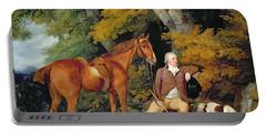 Benjamin Bond Hopkins, Before 1791 Portable Battery Charger