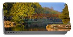 Berry Creek Bridge Portable Battery Charger