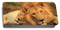 Best Friends For Life Portable Battery Charger