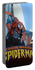 Portable Battery Charger featuring the photograph Best Ride In Florida by David Nicholls