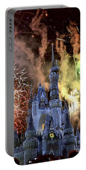 Portable Battery Charger featuring the photograph Christmas Wishes by Carol  Bradley