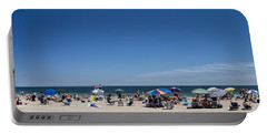 Bethany Beach Panorama Portable Battery Charger