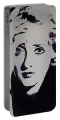 Bette Davis Portable Battery Charger