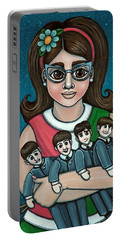 Betty Jeans Beatles Portable Battery Charger