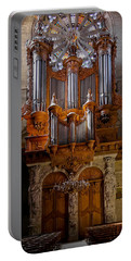Beziers Pipe Organ Portable Battery Charger