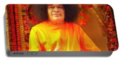 Bhagavan Sri Sathya Sai Baba Portable Battery Charger