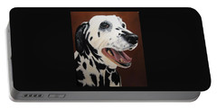 Bianca Rob's Dalmatian Portable Battery Charger