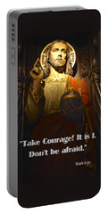 Bible Quote  Mark 6  50 Portable Battery Charger