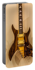Bich Electric Guitar Colored Portable Battery Charger