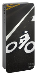 Bicycle Lane Portable Battery Charger