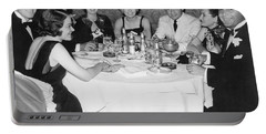 Big Band Dining In La Portable Battery Charger