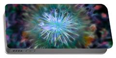 Big Bang Portable Battery Charger by Stuart Turnbull