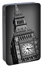 Big Ben 1 Portable Battery Charger by Stephen Stookey