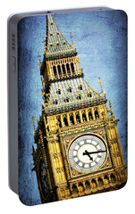 Big Ben 7 Portable Battery Charger by Stephen Stookey