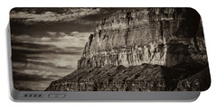 Big Bend Cliffs Portable Battery Charger