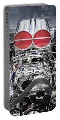 Big Big Block V8 Motor Portable Battery Charger