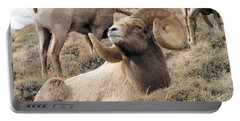 Big Bighorn Ram Portable Battery Charger