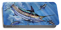 Big Blue And Tuna Portable Battery Charger