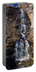 Big Bradley Falls 2 Portable Battery Charger by Chris Flees