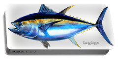 Big Eye Tuna Portable Battery Charger