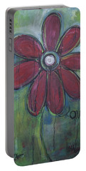 Big Love Daisey Portable Battery Charger
