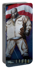 Big Pun Portable Battery Charger by RicardMN Photography