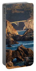 Big Sur Coastal Serenity Portable Battery Charger