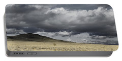 Big Volcano Field Portable Battery Charger by Andrea Hazel Ihlefeld