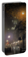 Portable Battery Charger featuring the photograph Bigga Mist by Robert McCubbin