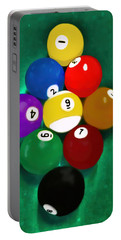 Billiards Art - Your Break 1 Portable Battery Charger