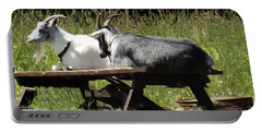 Billy Goats Picnic Portable Battery Charger