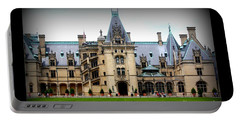 Biltmore Estate Portable Battery Charger by Patti Whitten