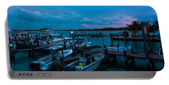 Bimini Big Game Club Docks After Sundown Portable Battery Charger