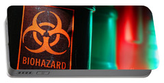 Biohazard Portable Battery Charger