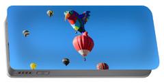 Bird Balloon Portable Battery Charger