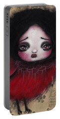 Bird Girl #1 Portable Battery Charger
