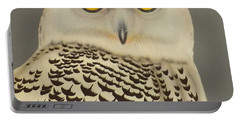 Birds Of A Feather Portable Battery Charger by Darren Robinson