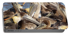 Birds Of A Feather Portable Battery Charger